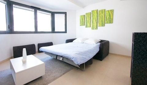 PRIVATE STUDIO APARTMENT NEAR BEACH - Vacation Rental in Nice