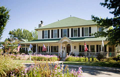 Montford Inn - Bed and Breakfast in Norman