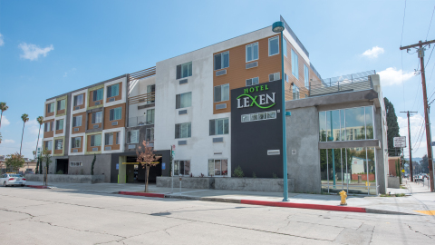 Hotel Lexen - Hotel in North Hollywood