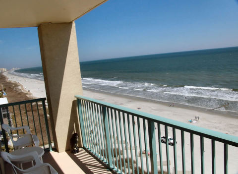 North Myrtle Beach Oceanfront Vacation Rental - Vacation Rental in North Myrtle Beach