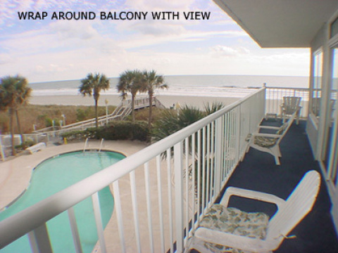 WYNDHAM VACATIONS SEA WATCH - Myrtle Beach - Vacation Rental in North Myrtle Beach