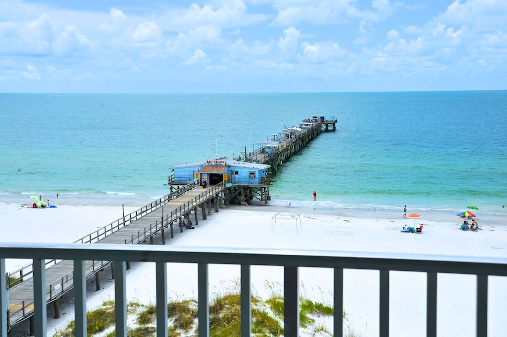 Redington  Beach Oceanfront Luxury at Sea Oates - Vacation Rental in Redington Beach