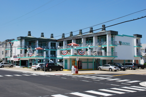 The Tuscany Condo Resort - Vacation Rental in North Wildwood