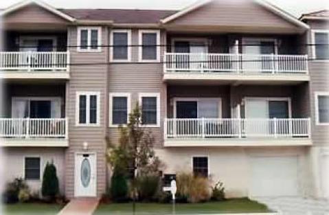 Exterior - Wildwood NJ Vacation Rental