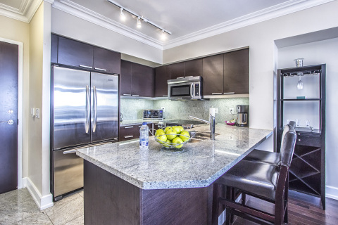 Mary-am Suites - North York Luxury 1 BD Rental - Vacation Rental in North York