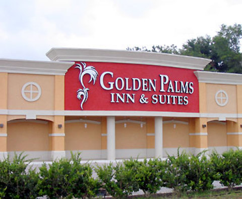 Golden Palms Inn and Suites Ocala