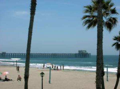 Paradise by the Pier˜ Pay for a week and stay - Vacation Rental in Oceanside