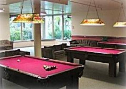 Billiard room - Oceanside Vacation Condos