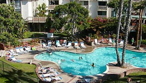 Heated pool - Oceanside Vacation Condos