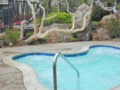 Spa - Oceanside Vacation Condos