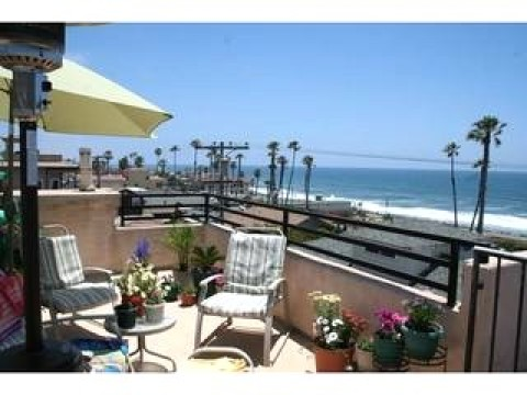 Awesome Ocean House, Ocean Views, Steps to Beach  - Vacation Rental in Oceanside