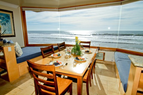 Gorgeous Beachfront Rental in Oceanside P318-1 - Vacation Rental in Oceanside