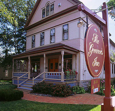 The Governor's Inn - Bed and Breakfast in Okemo