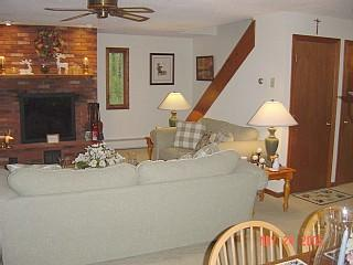 Mountaintop Chalet,Vermont > Okemo - Vacation Rental in Okemo