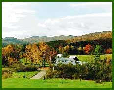 The Combes Family Inn - Bed and Breakfast in Okemo