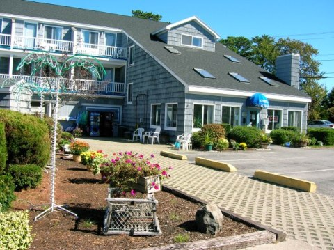Grand Beach Inn - Hotel in Old Orchard Beach
