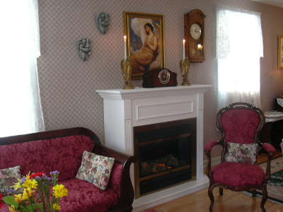 Angels' Watch Inn - Bed and Breakfast in Old Saybrook