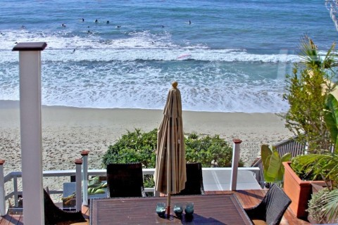 OCEANFRONT COTTAGE IS ON THE SAND - Vacation Rental in Orange