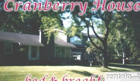 Cranberry House Bed and Breakfast, Ontario. - Bed and Breakfast in Orillia