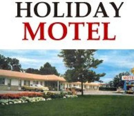 Holiday Motel in the City of Orillia - Hotel in Orillia