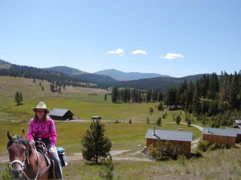 Eden Valley Guest Ranch - Vacation Rental in Oroville
