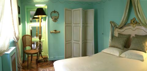 Elegant Louvre/Rivoli 1 bedroom for up to 3 - Vacation Rental in Paris