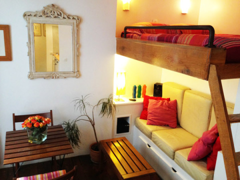 CHARMING STUDIO FULLY EQUIPED IN THE MARAIS - Vacation Rental in Paris