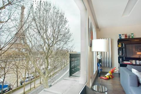 Haussmann style apartment  - Vacation Rental in Paris