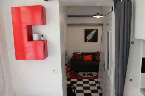 Cosy Apartment (1+1) In The Heart Of Paris - Vacation Rental in Paris