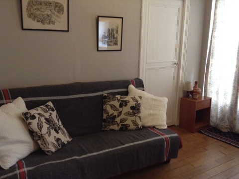 One Bedroom Apartment - Vacation Rental in Paris