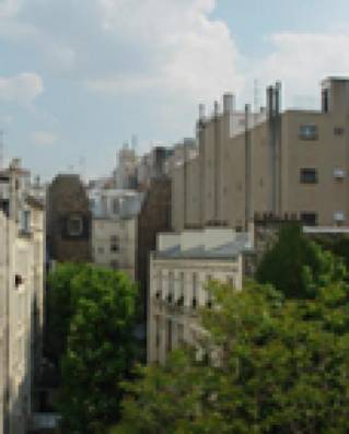 A room with a view ... - Paris Vacation Apartments
