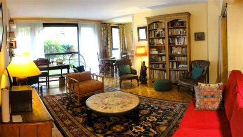 PARIS-FRANCE : appartment with private garden - Vacation Rental in Paris