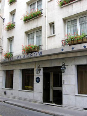 Hotel Glasgow Paris, France