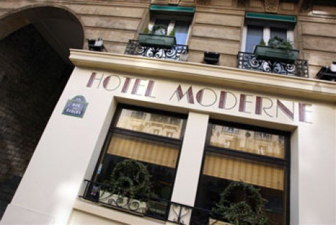 Moderne Saint Germain Hotel