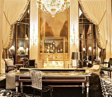 Le Meurice Paris - Luxury Hotel
