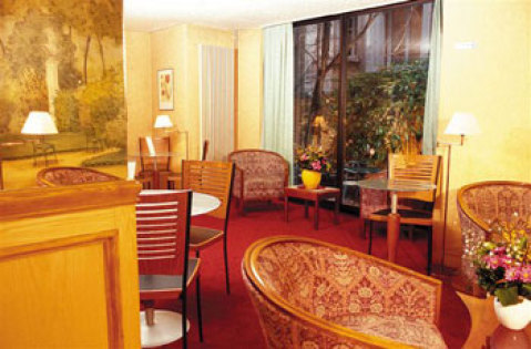 Hotel Jardins de Paris Nation Bercy