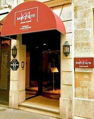 Mercure Stendhal Place Vendome