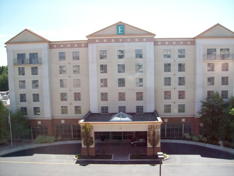 Embassy Suites Newark / Wilmington South. - Hotel in Perryville