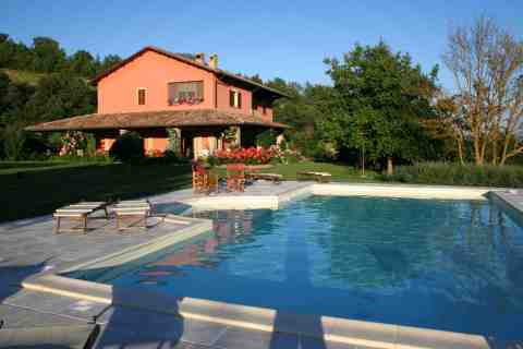 Agriturismo La Rosa Tea - Bed and Breakfast in Pesaro