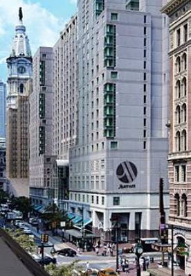 Marriott Philadelphia Downtown