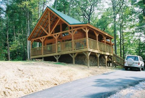 Pigeon Forge Vacation Rental - Vacation Rental in Pigeon Forge
