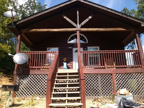 Papa Bear Cabin - Vacation Rental in Pigeon Forge