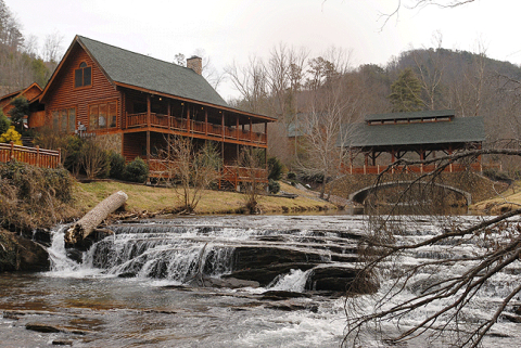 Fireside Chalet and Cabin Rentals - Pigeon Forge - Vacation Rental in Pigeon Forge