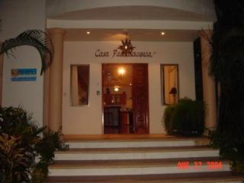 We will keep a light on for you at Casa Passalacqua Villa - Playa del Carmen Vacation Villas