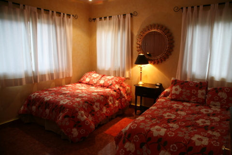 Double bed in the Guest room - Playa del Carmen Vacation Villas