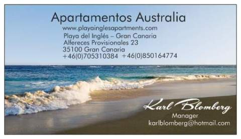Very clean apartment hotel - Vacation Rental in Playa Del Ingles