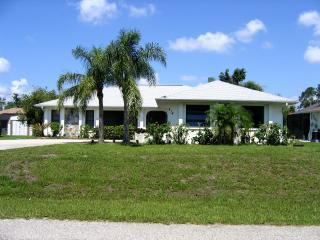 Port Charlotte Florida Spacious Home in Port Charl - Vacation Rental in Port Charlotte
