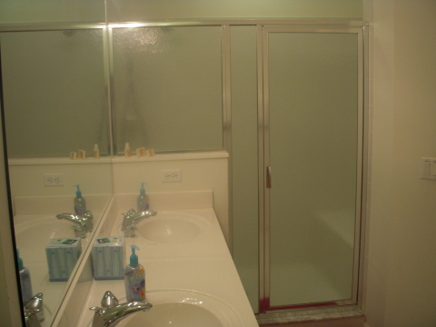 Unit A Master Bathroom