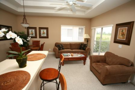 Perfect Drive Golf Villas at PGA Village - Vacation Rental in Port St Lucie