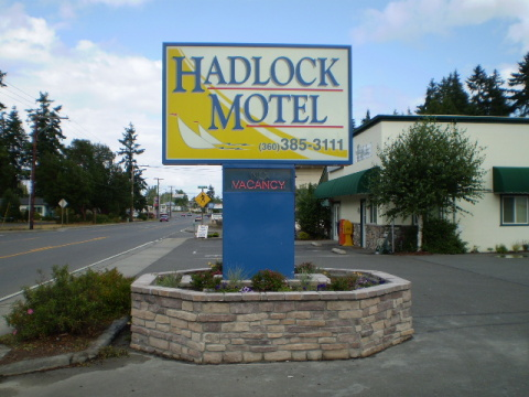 Hadlock Motel - Hotel in Port Townsend